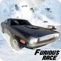 Furious Car Shooting Game: Snow Car war Games 2021 on 9Apps