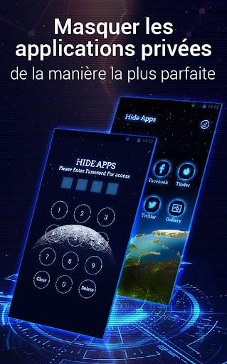 U Launcher 3D: Nouveau Launcher 2020, thèmes 3D screenshot 4