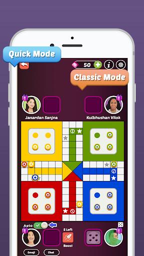 Ludo Express : Online Ludo Game, Ludo Offline 2021 screenshot 4