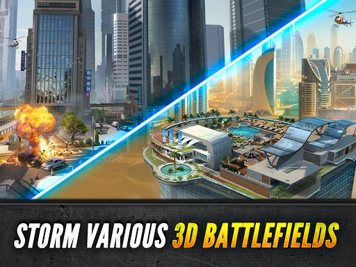 Sniper Fury: Online 3D FPS & Sniper Shooter Game screenshot 4