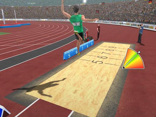 Athletics Mania: Atletica leggera giochi estivi screenshot 24