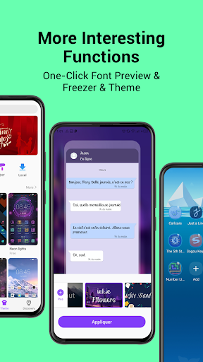 HiOS Launcher(2021)-  Fast, Smooth, Stabilize screenshot 5