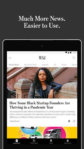 The Wall Street Journal: Business & Market News screenshot 6