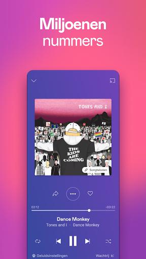 Deezer - Muziek, Podcasts & Luisterboeken screenshot 1