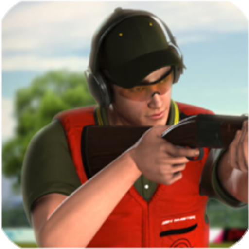 skeet shooting, clay shooting, clay hunt free icon