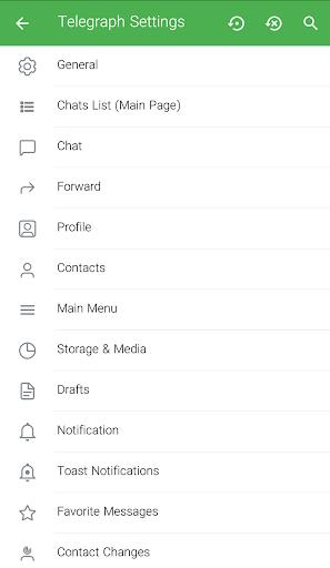 Graph Messenger screenshot 7