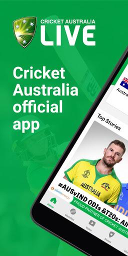 Cricket Australia Live screenshot 1