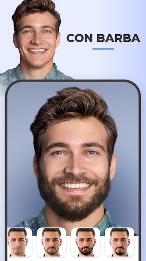 FaceApp: Editor facial, de maquillaje y belleza screenshot 5