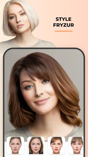 FaceApp – Edytor twarzy i aplikacja upiększająca screenshot 6