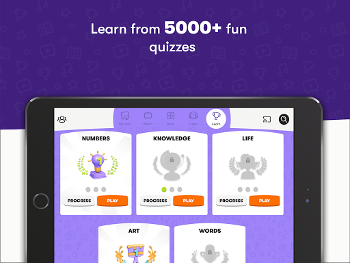 Voot Kids-Cartoons, Books, Quizzes, Puzzles & more screenshot 4