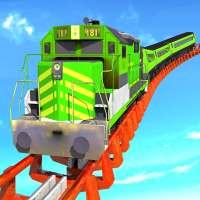 Roller Coaster Train Simulator 2021 – Theme Park on 9Apps