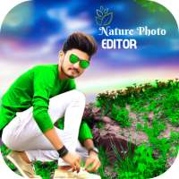 Nature Photo Frame New on 9Apps