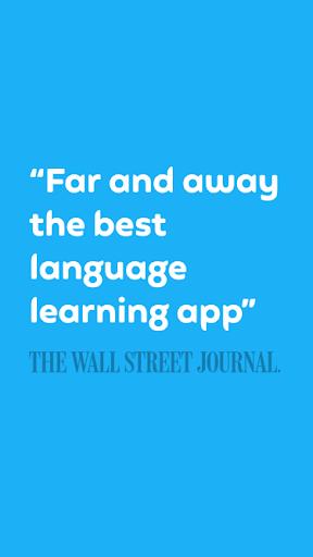 Duolingo: language lessons screenshot 1