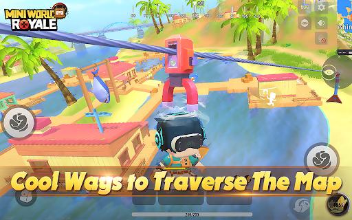 Mini World Royale screenshot 9