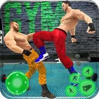 Bodybuilder Fighting Games: Gymnastik-Trainer on 9Apps
