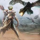 Battle of Mighty Dragons: Archery Games 2020 on APKTom