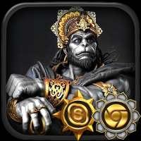 Lord Hanuman Ji Launcher Theme on 9Apps