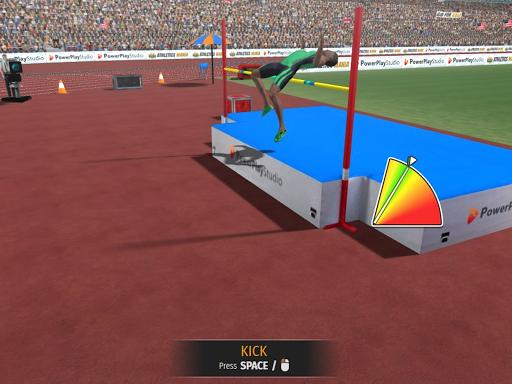 Athletics Mania: Atletica leggera giochi estivi screenshot 18