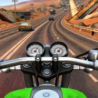 Moto Rider GO: Highway Traffic on 9Apps