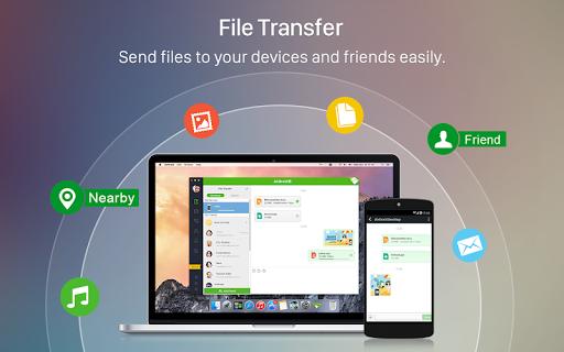 AirDroid: File & Remote Control & Screen Mirroring screenshot 9