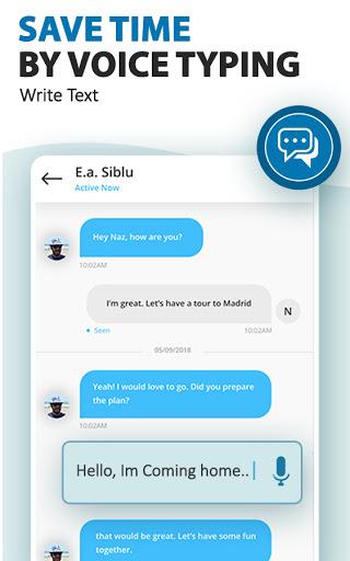 Speech To Text Converter - Voice Typing App screenshot 3