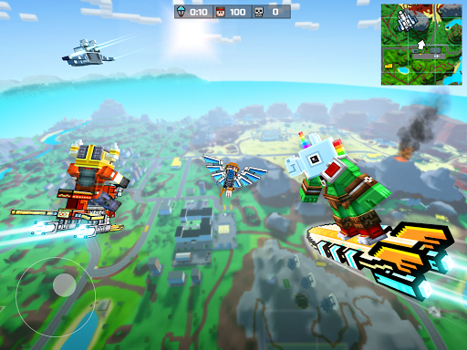 Pixel Gun 3D - Battle Royale screenshot 13