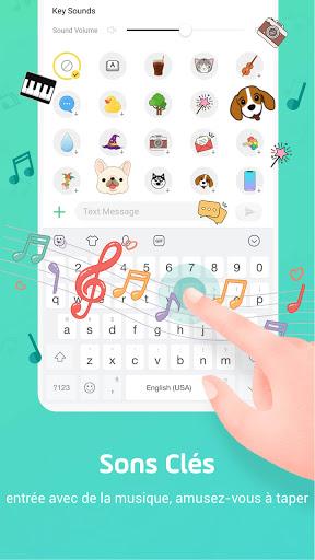 Clavier Facemoji Emoji:Clavier screenshot 4