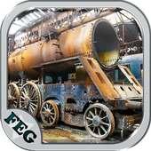 Escape Games Train Garage on 9Apps