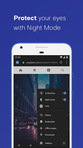 Opera browser beta screenshot 7