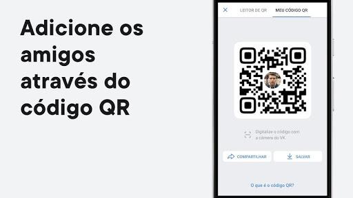 VK — rede social e chamadas screenshot 4