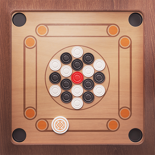 Carrom Pool: Disc Game أيقونة