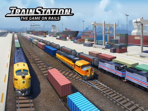 Train Station: Train Freight Transport Simulator screenshot 1