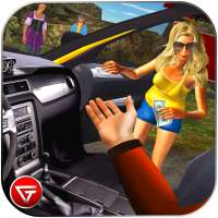 Crazy Taxi Car Driving Game: City Cab Sim 2021 on 9Apps