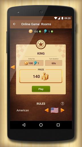 Checkers - strategy board game screenshot 4