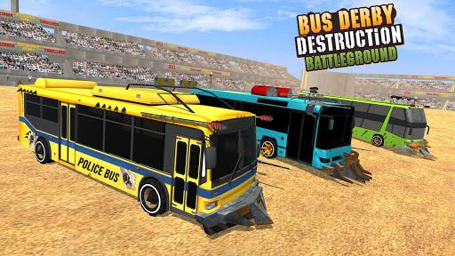 Police Bus Demolition Derby screenshot 6