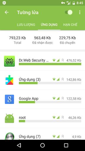 Dr.Web Security Space screenshot 4