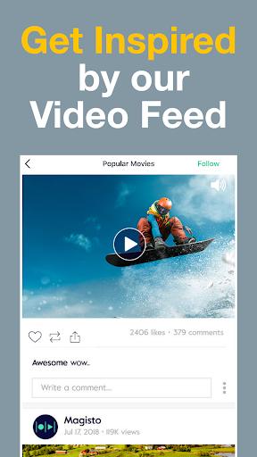 Magisto - Video Editor & Music Slideshow Maker screenshot 8