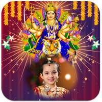 Durga Maa Photo Frames on 9Apps