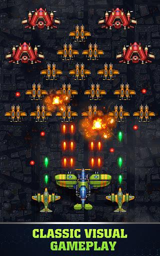 1945 Air Force: Airplane games screenshot 19