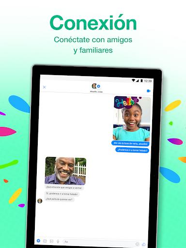 Messenger Kids – La app de mensajes para niños screenshot 9