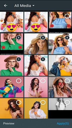 Photo video maker - Slideshow maker screenshot 6