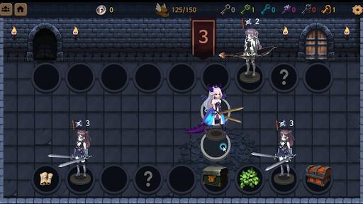 Rogue-like Princess : OFFLINE PIXEL RPG screenshot 4