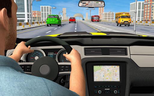 Real Highway Car Racing Games- New Car Games 2021 screenshot 4