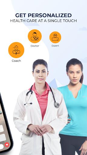 GOQii - Smart Preventive Healthcare скриншот 4