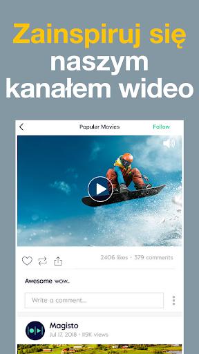 Magisto Edytor Wideo - Tworzenie Filmów ze Zdjęć screenshot 8