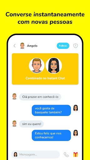 LMK: Fazer novos amigos screenshot 2