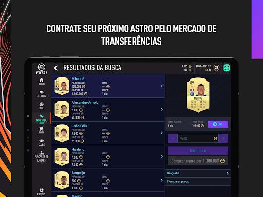 EA SPORTS™ FIFA 21 Companion screenshot 11