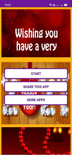 New Year GIF 2022 screenshot 3