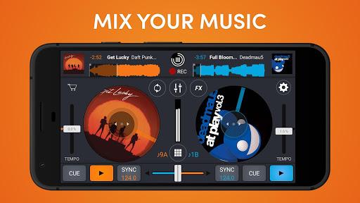 Cross DJ Free - dj mixer app screenshot 2