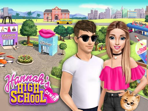 Hannah's High School Crush - First Date Makeover screenshot 10